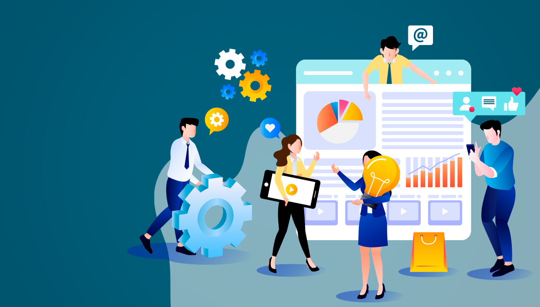 Impacto de longo prazo da COVID-19 para profissionais de marketing